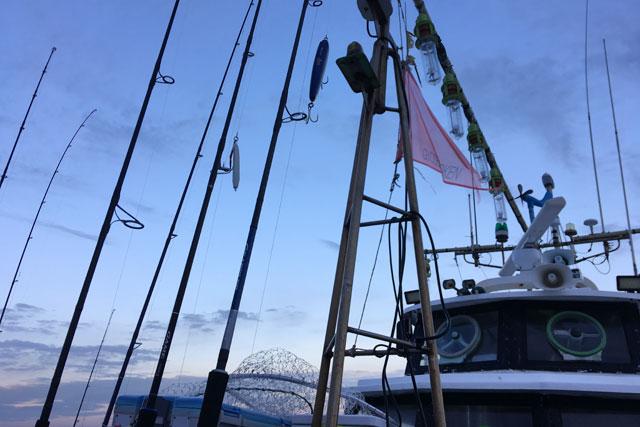 【茨城県鹿島 ルアー船 2018年11月中旬】ヒラマサが好調そうな鹿島灘!<br />大物狙って不動丸さんにお世話になりました!