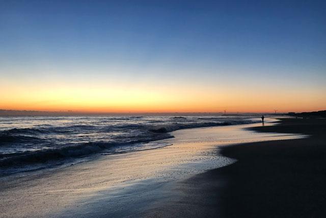 【鹿島灘サーフショアジギング 2019年11月中旬】好調の鹿島灘のサーフで青物、ヒラメ、シーバスを狙います!
